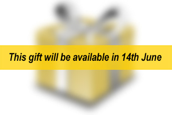 Gift (Only for our e-mail subscribers)